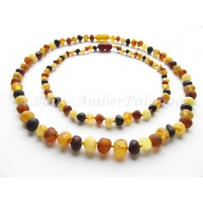 baltic amber teething set