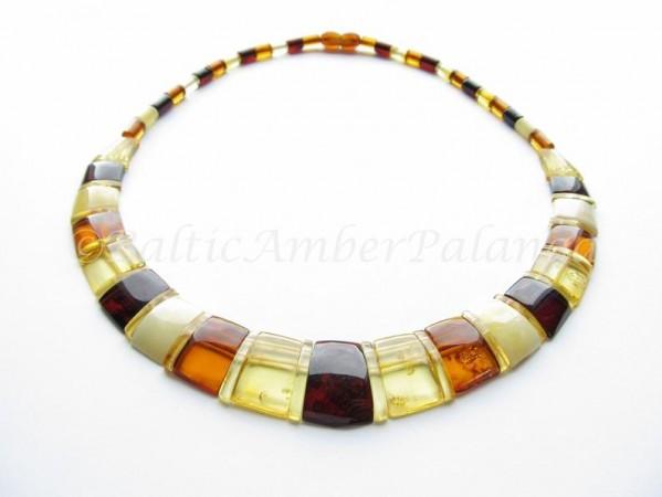 baltic amber choker