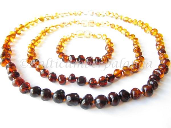 baltic amber teething set
